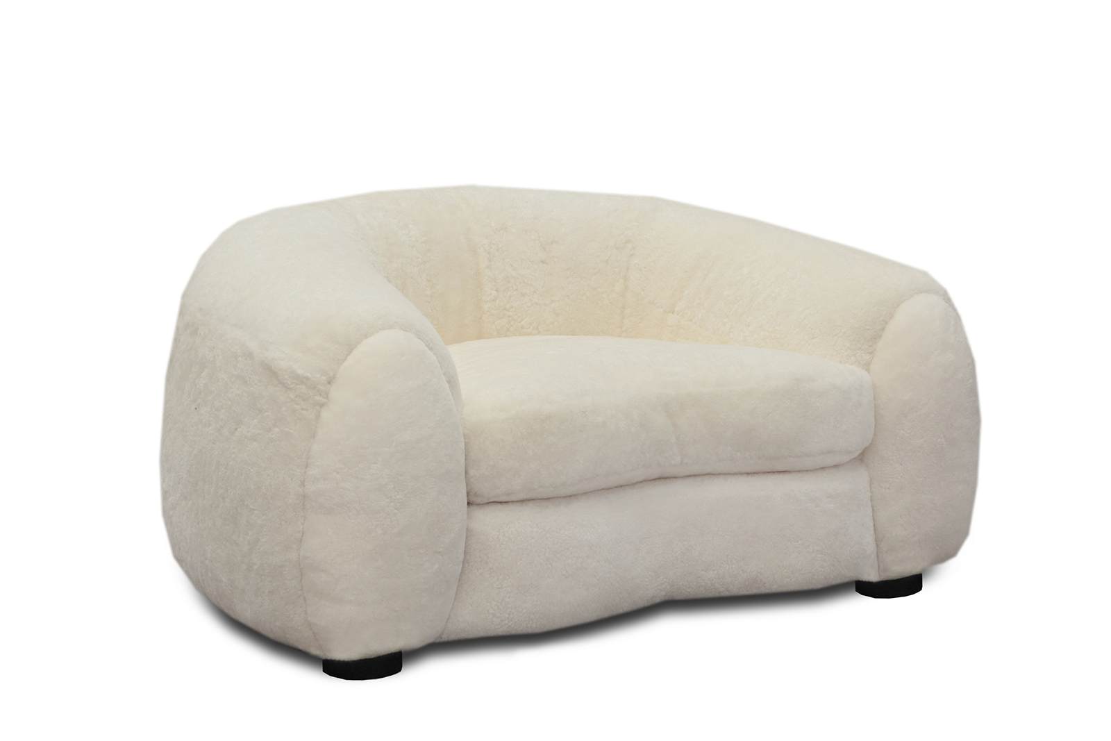 5995 - CURATE DESIGN -AMORE 14 SHEARLING IVORY 2