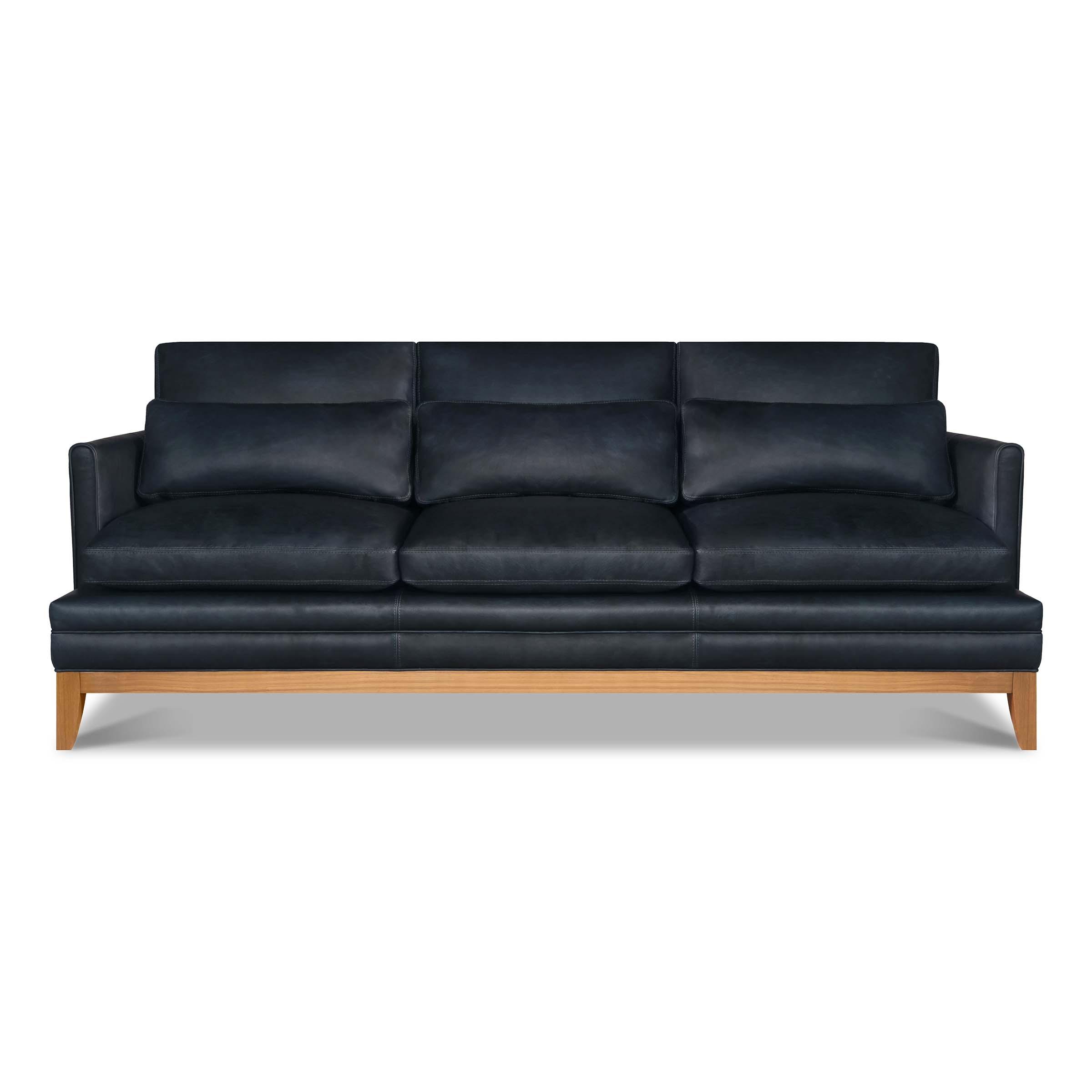 AVENTADOR - 30 Sofa Stonewood Deep Blue