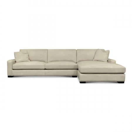 BUTTERCUP - 32 LAF Sofa_53 RAF Chaise in Coachella Taupe