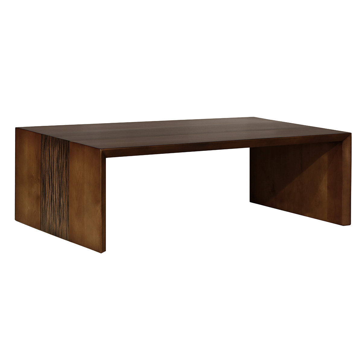 Batari Coffee Table Espresso_Macassar Angle