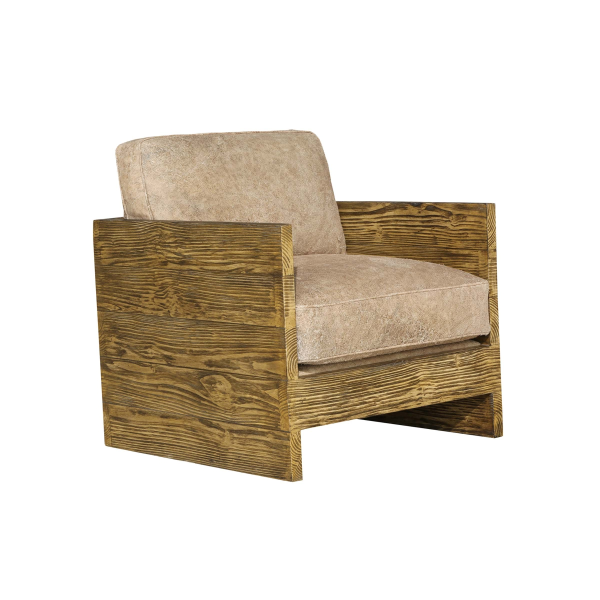 CARMEL - 1E Accent chair Desperado duster