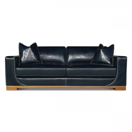 CASSIDY - 30 Sofa Cartier Blue Moon