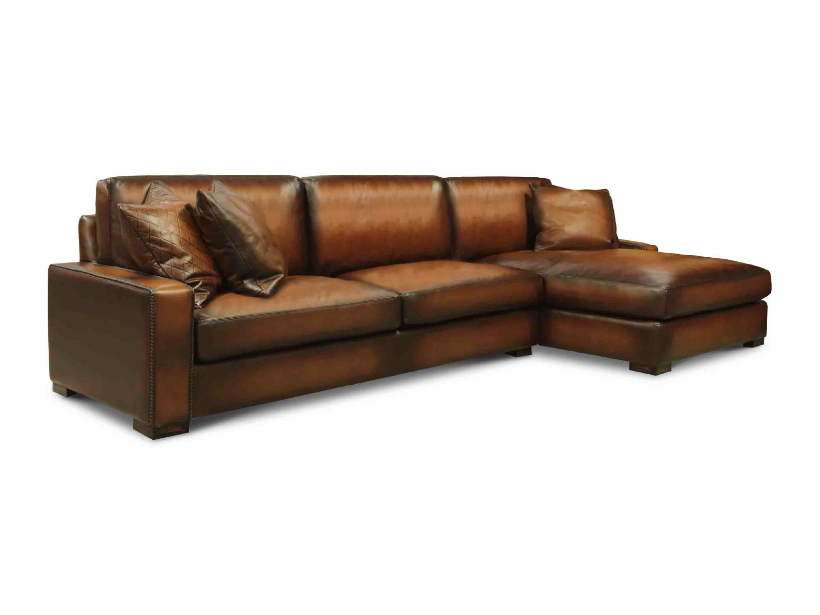 Custom Urban Cowboy Sectional 2