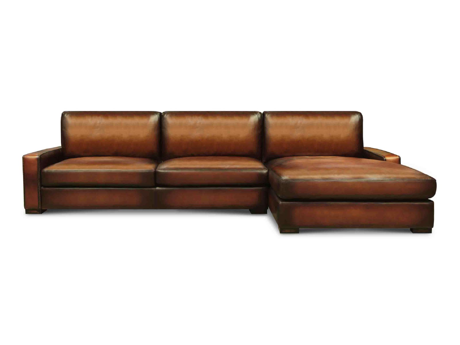 Custom Urban Cowboy Sectional 1