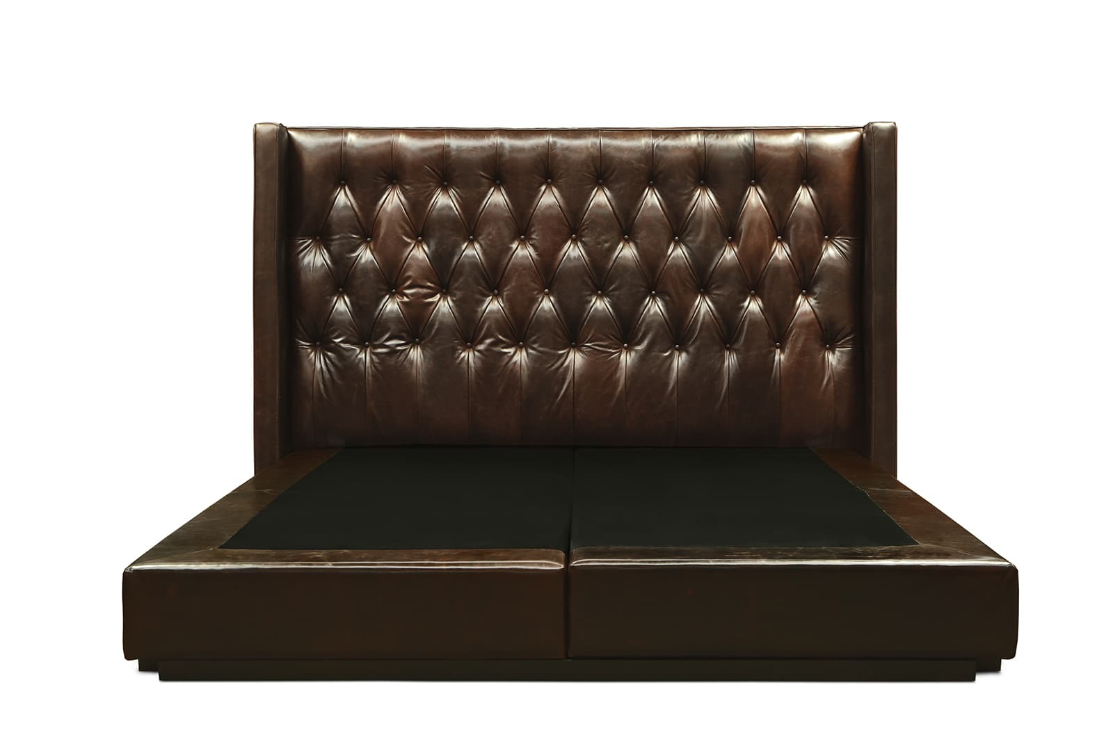 CURATED BED 4N COLUMBUS CHOCOLATE 4473 1