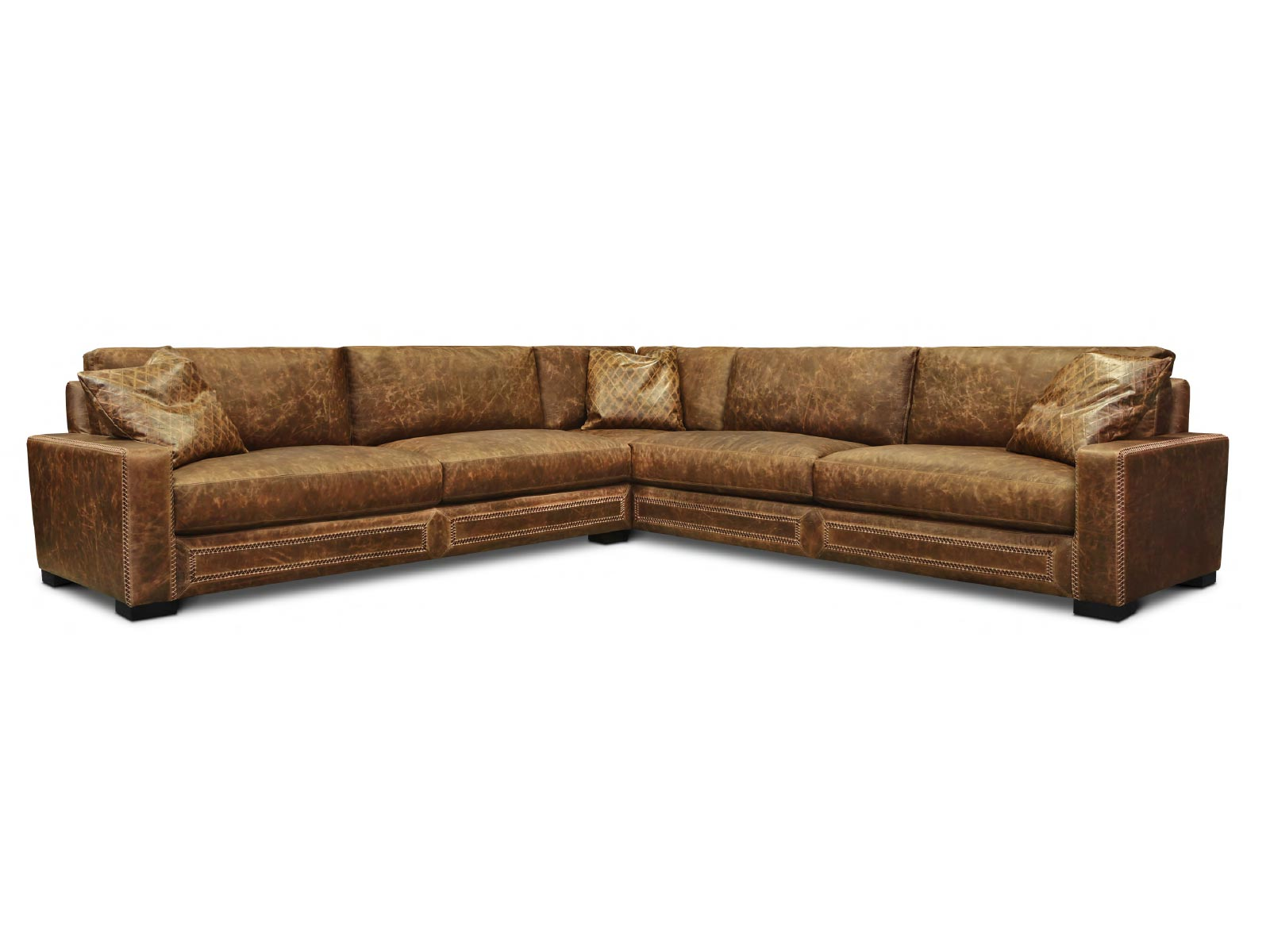 Custom Downtown Sectional