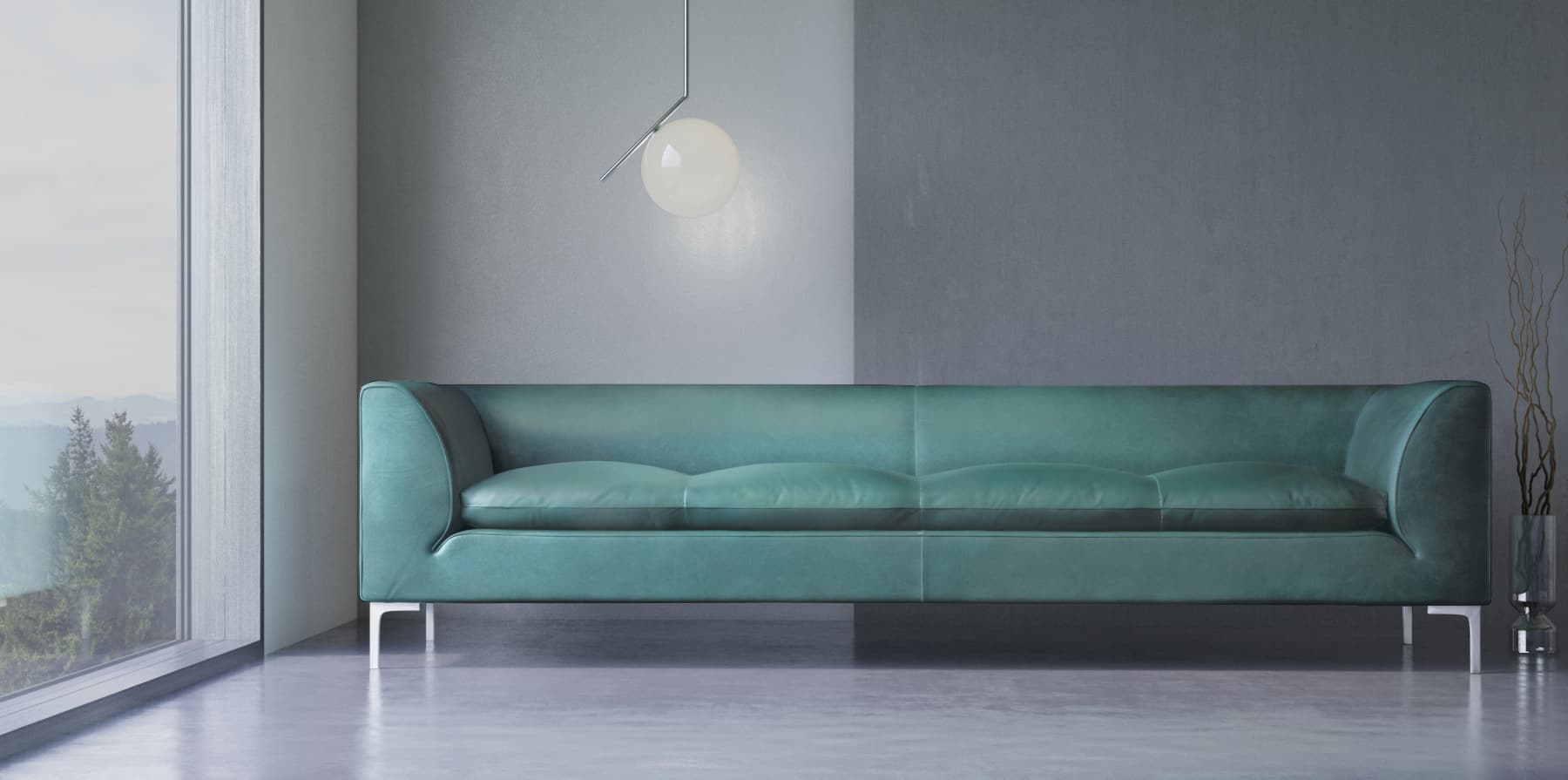 Eleanor Rigby Home Modern Sofa
