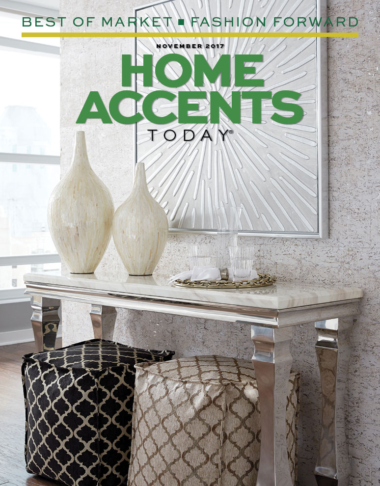 Home Accents Today November 2017