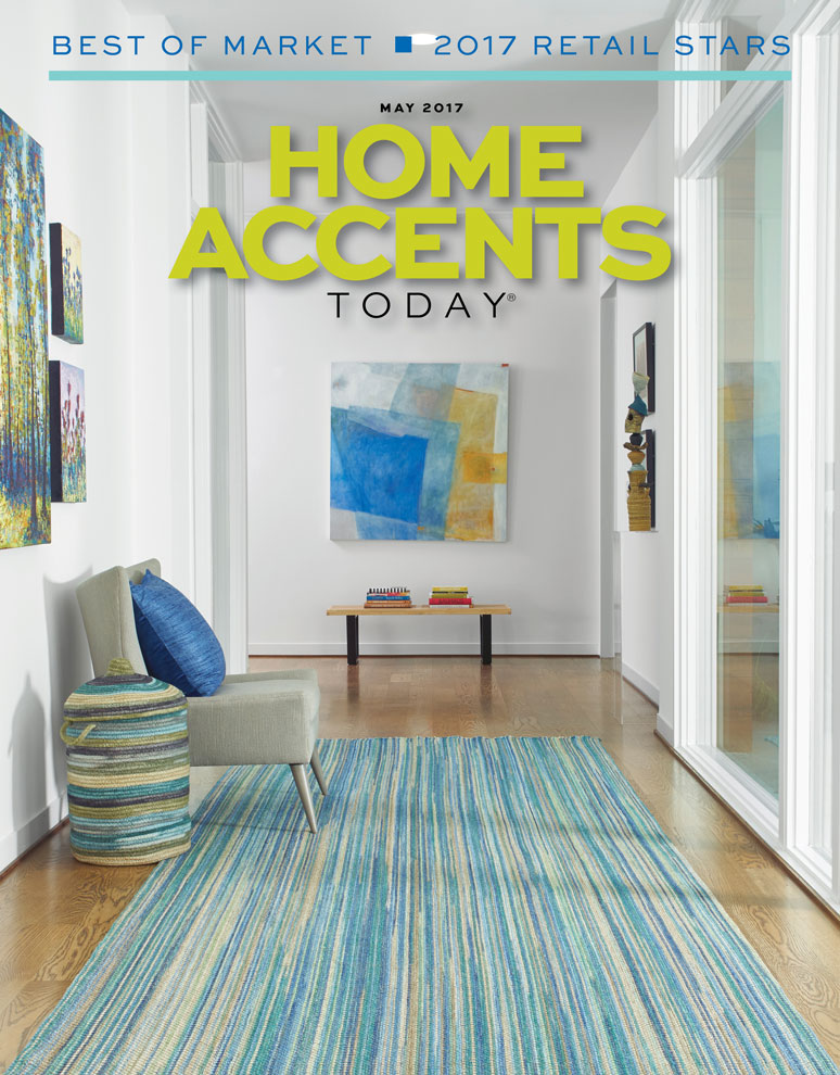 Home Accents Today Cover May2017