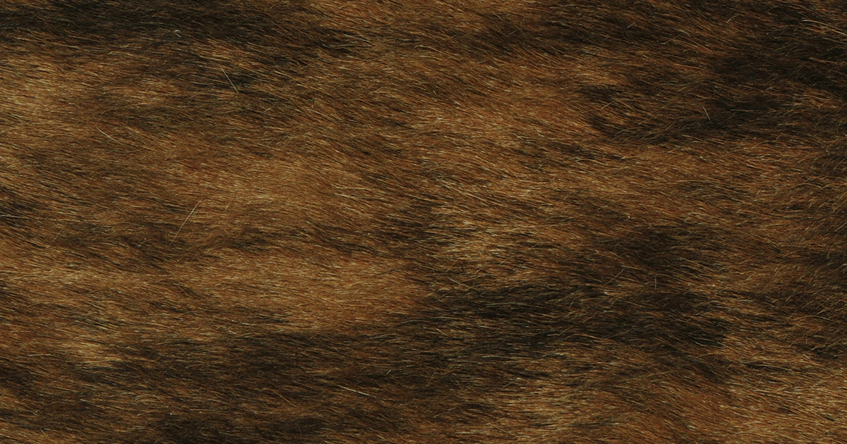 Hair on Hide Brindle