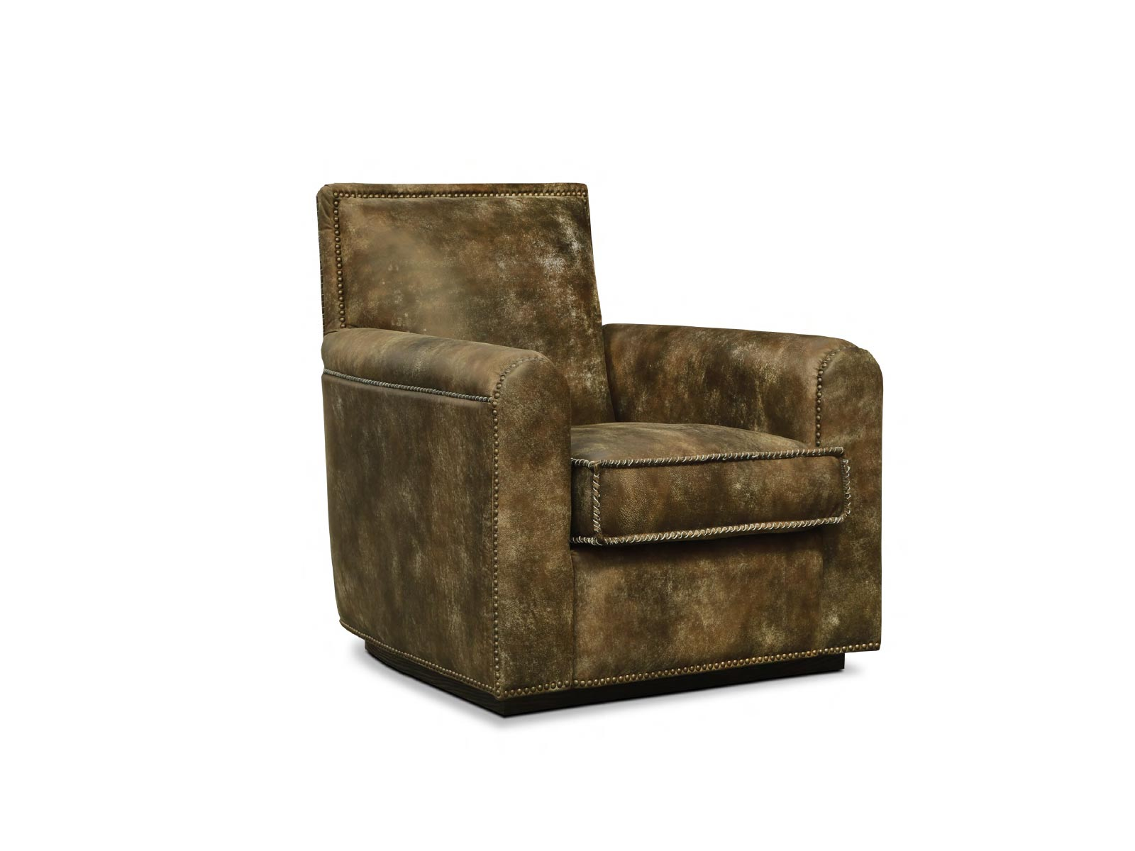 Custom Swivel Chair 2
