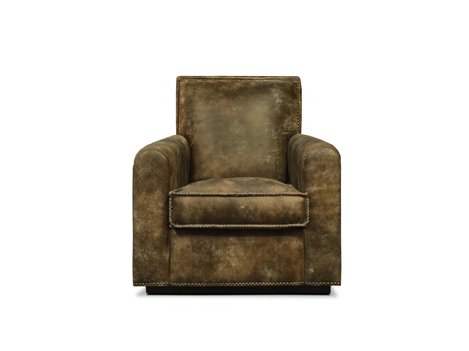 Custom Swivel Chair 1