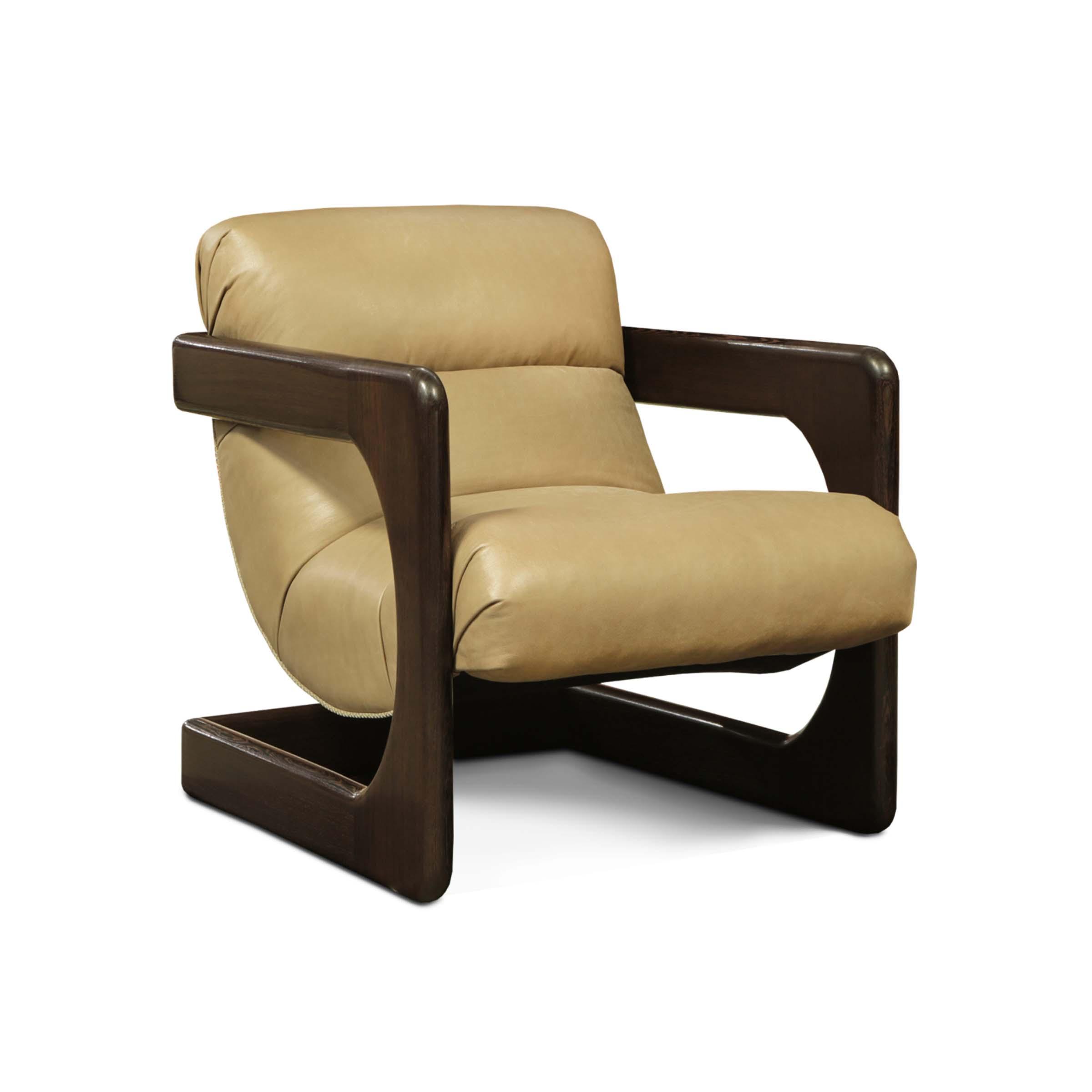 JESSIE - 1E Accent Chair Verdecca Hare