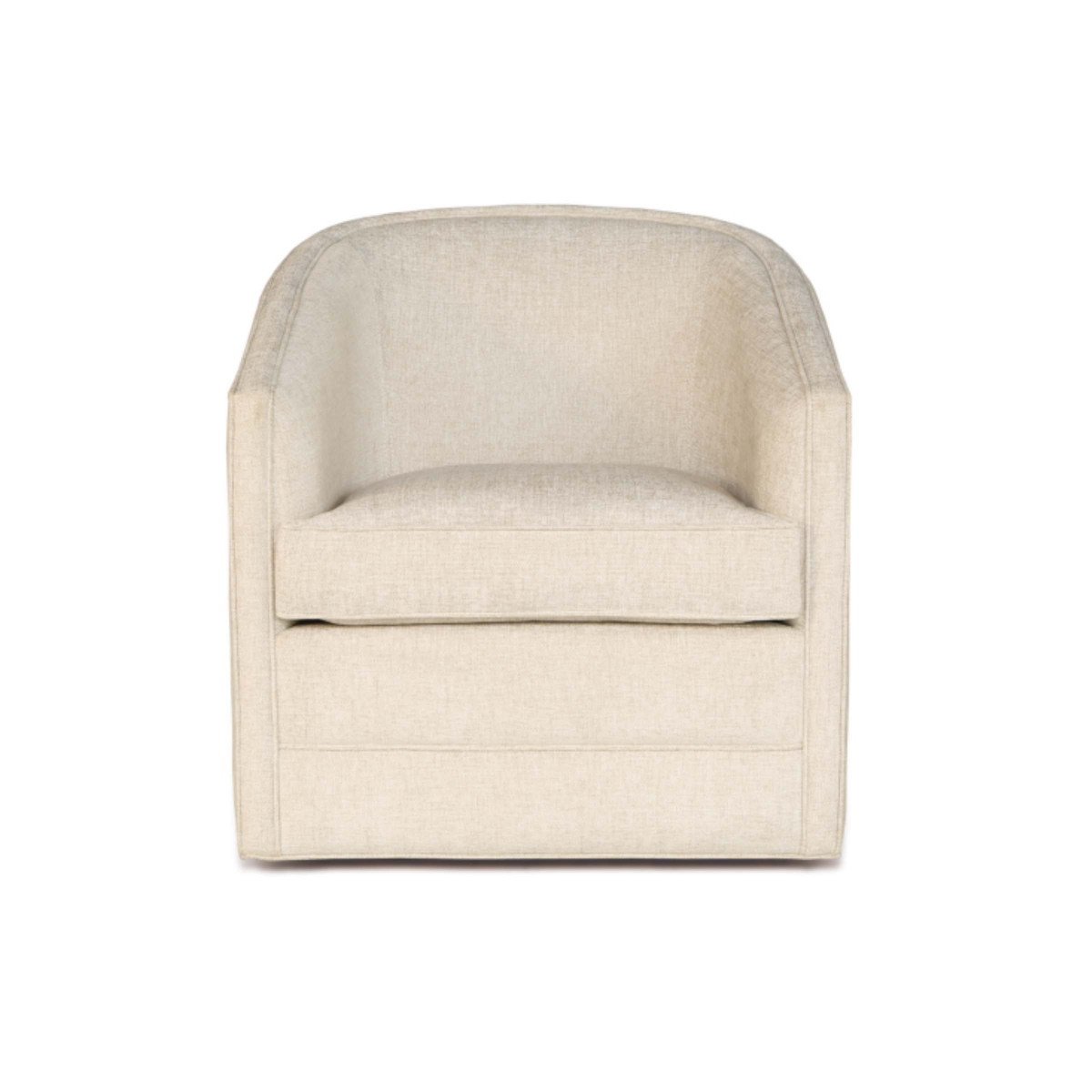 LEUCADIA - 6A Swivel Chair Rodez Sand