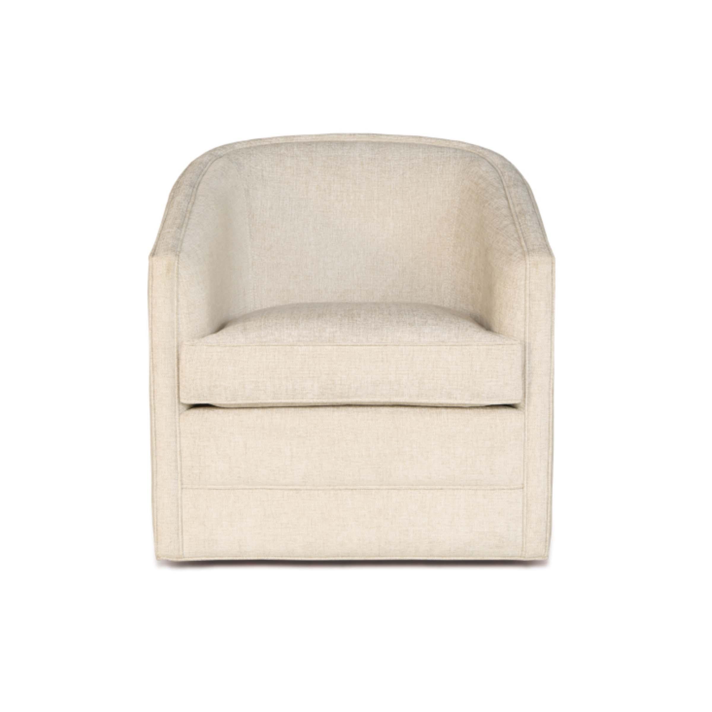LEUCADIA - 6A Swivel Chair Rodez Sand