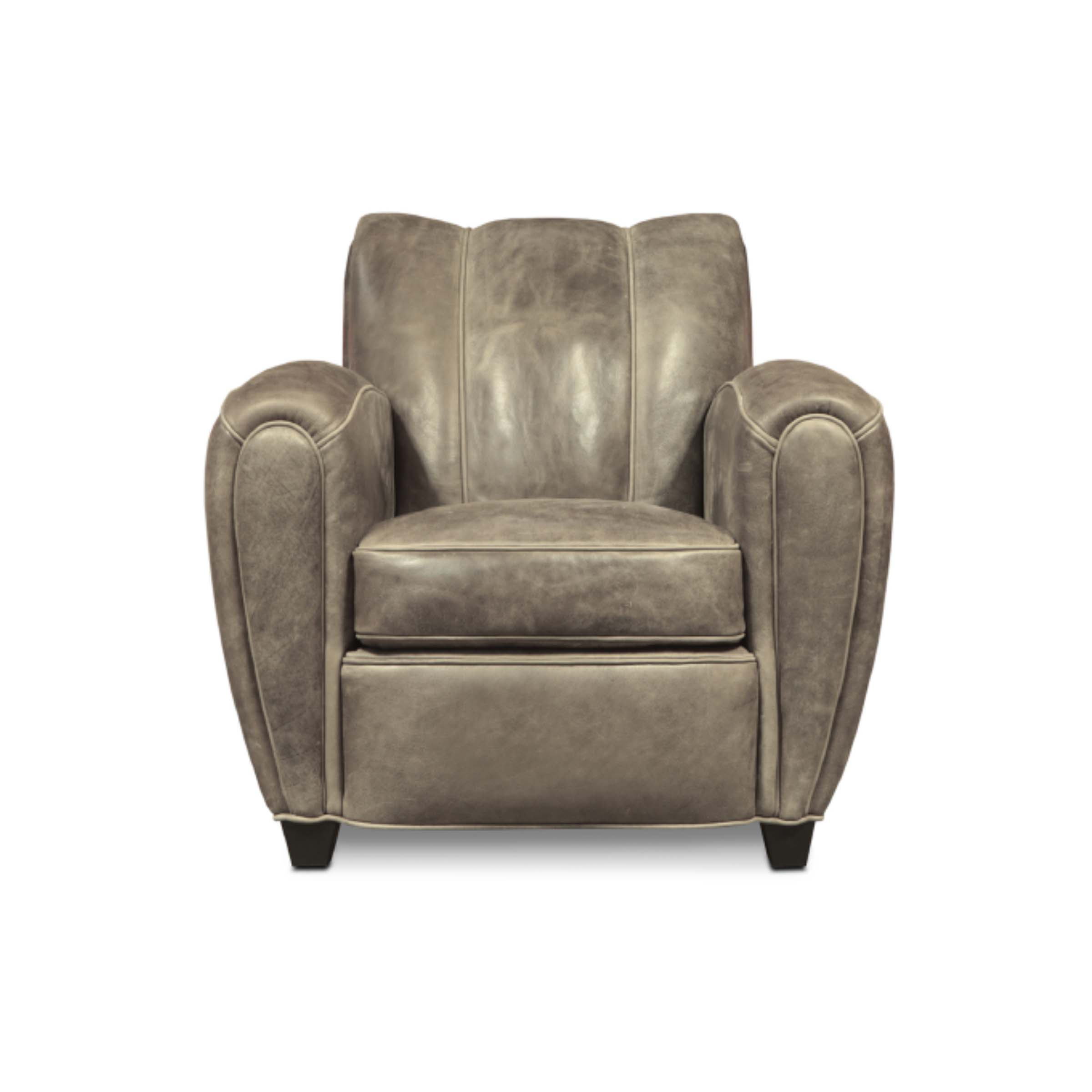 MANON - 1E Accent Chair Cambridge Wolf