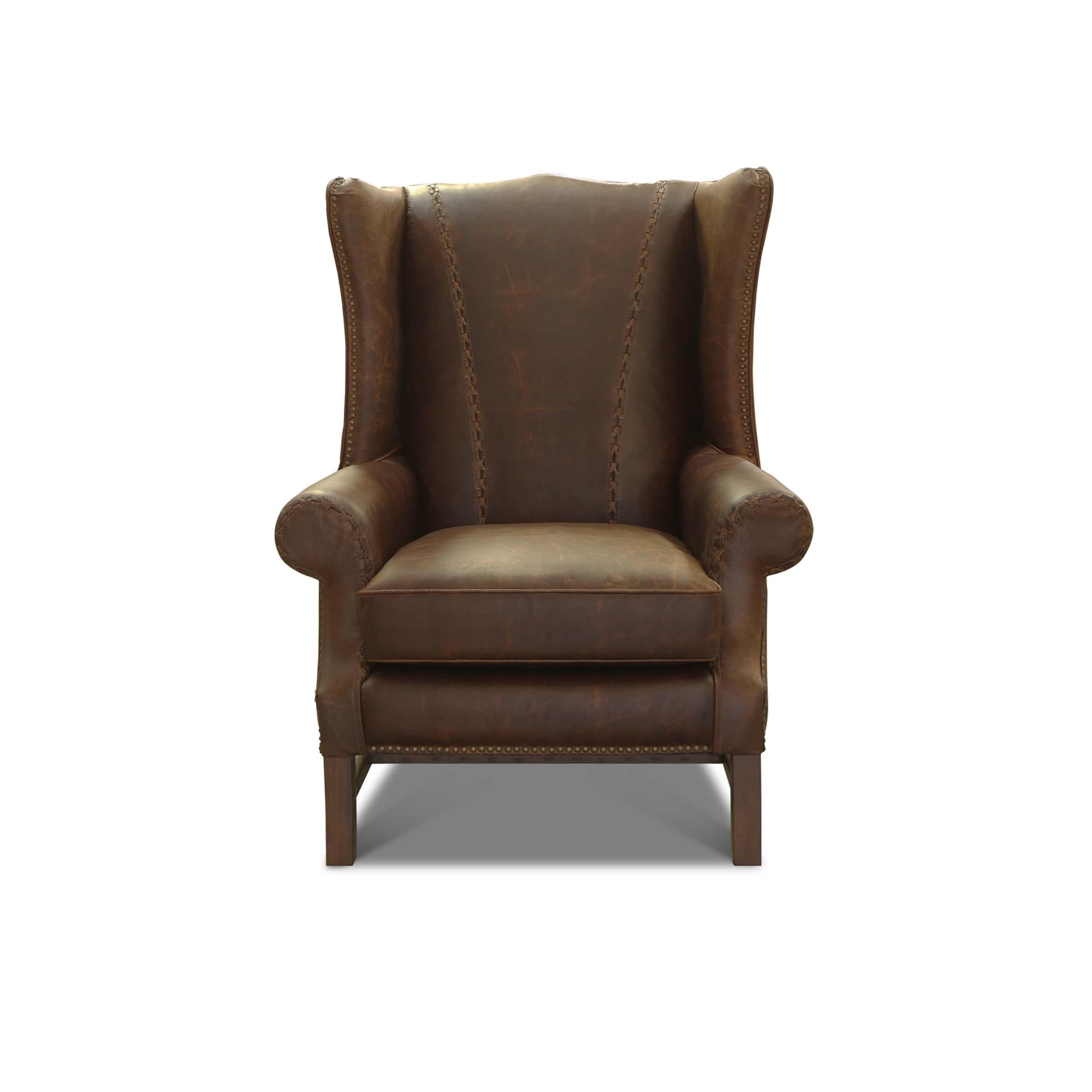 RODOLFO - 1E Accent Chair Stonewood Vanilla