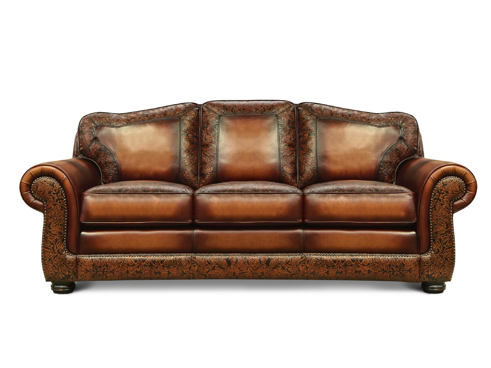 Custom Berkshire Sofa