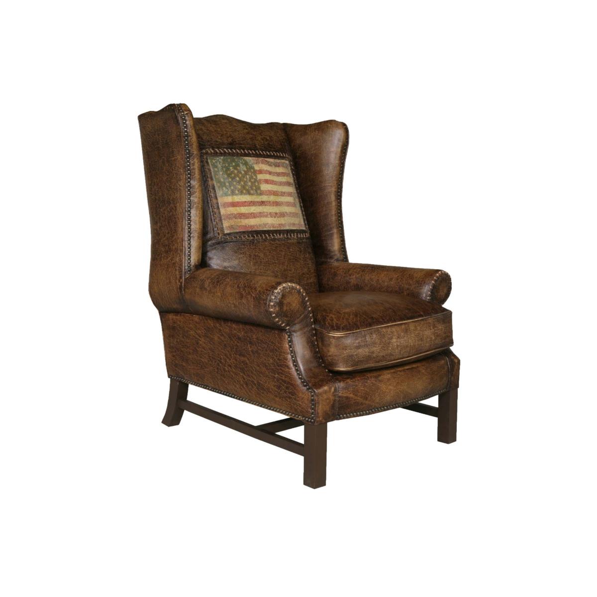 WASHINGTON - 1E Accent Chair Maestro Artisano Antique